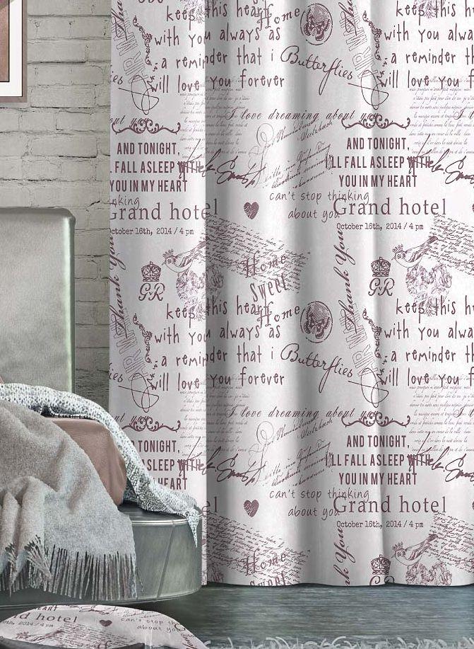 Штора Волшебная ночь Esse, на ленте, высота 270 см704538Шторы коллекции Волшебная ночь - это готовое решение для Вашего интерьера, гарантирующее красоту, удобство и индивидуальный стиль! Штора изготовлена из приятной на ощупь ткани ГАБАРДИН, которая плотно драпирует окно, но позволяет свету частично проникать внутрь. Длина шторы регулируется с помощью клеевой паутинки (в комплекте). Изделие крепится на вшитую шторную ленту: на крючки или путем продевания на карниз. Дизайнеры Марки предлагают уже сформированные комплекты штор из различных тканей и рисунков для создания идеальной композиции на окне. Для удобства выбора дизайны штор распределены в стилевые коллекции: ЭТНО, ВЕРСАЛЬ, ЛОФТ, ПРОВАНС. В коллекции Волшебная ночь к данной шторе Вы также сможете подобрать шторы из других тканей: БЛЭКАУТ (100% затемненение), сатен (частичное затемнение) и ВУАЛЬ (практически нулевое затемнение), которые будут прекрасно сочетаться по дизайну и обеспечат особый уют Вашему дому.