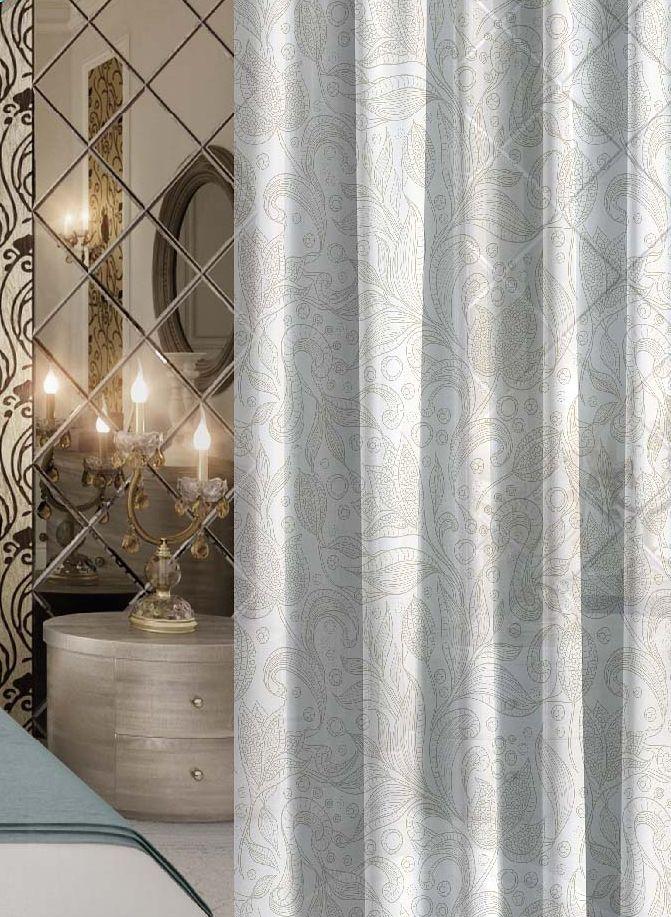 Комплект штор Волшебная ночь Harmonic, на ленте, высота 270 см, 2 шт705480Шторы коллекции Волшебная ночь - это готовое решение для Вашего интерьера, гарантирующее красоту, удобство и индивидуальный стиль! Шторы изготовлены из тонкой и легкой ткани ВУАЛЬ, которая почти не препятствует прохождению света, но защищает комнату от посторонних взглядов. Длина штор регулируется с помощью клеевой паутинки (в комплекте). Изделия крепятся на вшитую шторную ленту: на крючки или путем продевания на карниз. Дизайнеры Марки предлагают уже сформированные комплекты штор из различных тканей и рисунков для создания идеальной композиции на окне. Для удобства выбора дизайны штор распределены в стилевые коллекции: ЭТНО, ВЕРСАЛЬ, ЛОФТ, ПРОВАНС. В коллекции Волшебная ночь к данной шторе Вы также сможете подобрать шторы из других тканей: БЛЭКАУТ (100% затемненение), сатен и ГАБАРДИН (частичное затемнение), которые будут прекрасно сочетаться по дизайну и обеспечат особый уют Вашему дому.