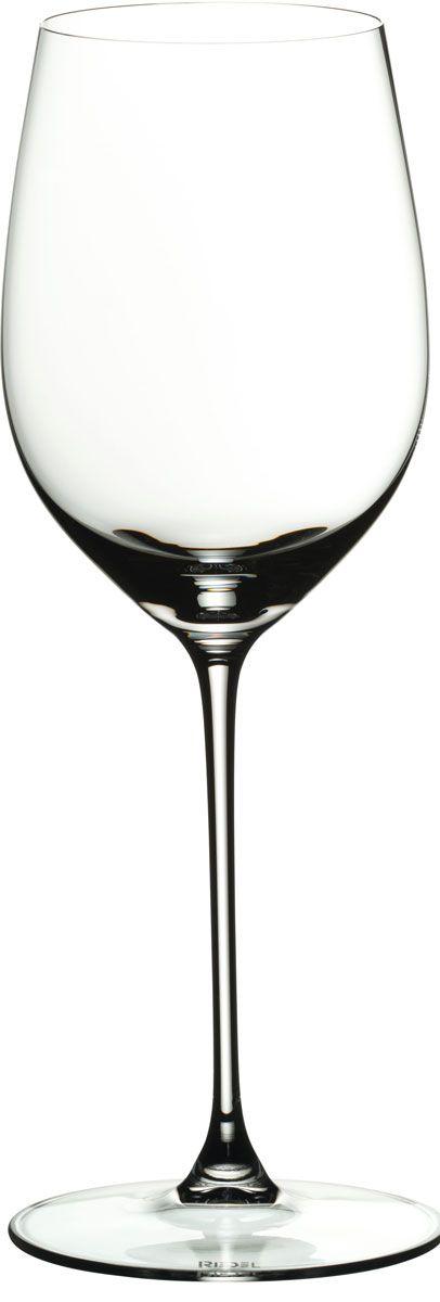 Набор фужеров для белого вина Riedel Veritas. Viognier. Chardonnay, цвет: прозрачный, 370 мл, 2 шт6449/05