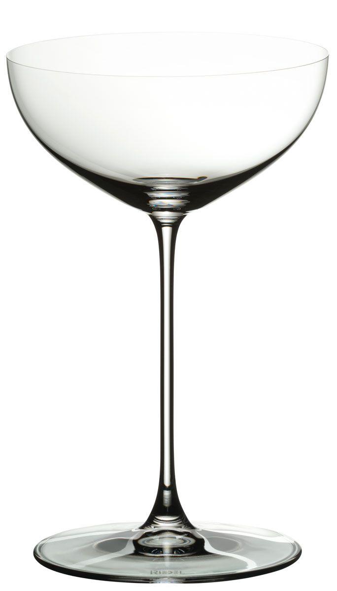 Набор фужеров для коктейлей Riedel Veritas. Moscato. Cupe, цвет: прозрачный, 240 мл, 2 шт6449/09