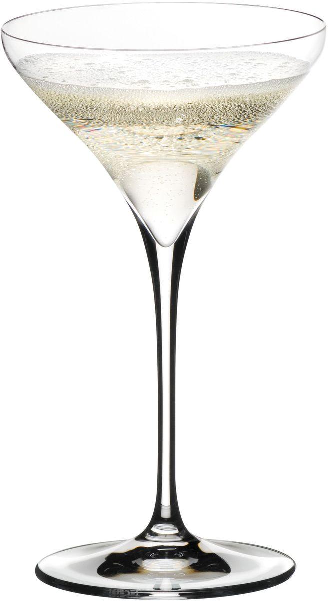 Набор фужеров для коктейлей Riedel Vitis. Martini , цвет: прозрачный, 270 мл, 2 шт0403/17