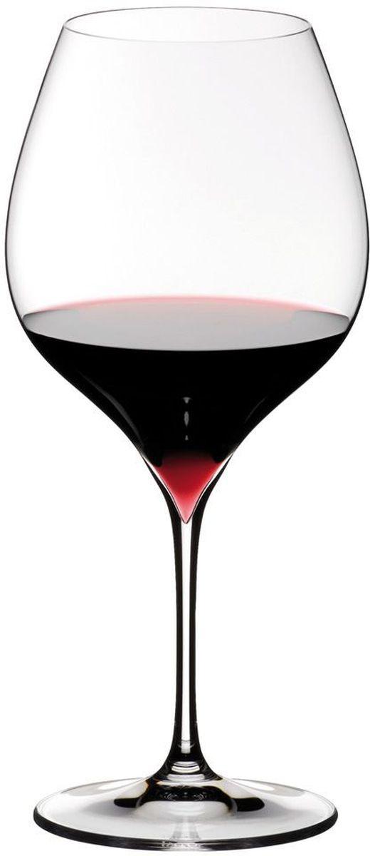Набор фужеров для красного вина Riedel Grape. Pinot. Nebbiollo, цвет: прозрачный, 700 мл, 2 шт6404/07