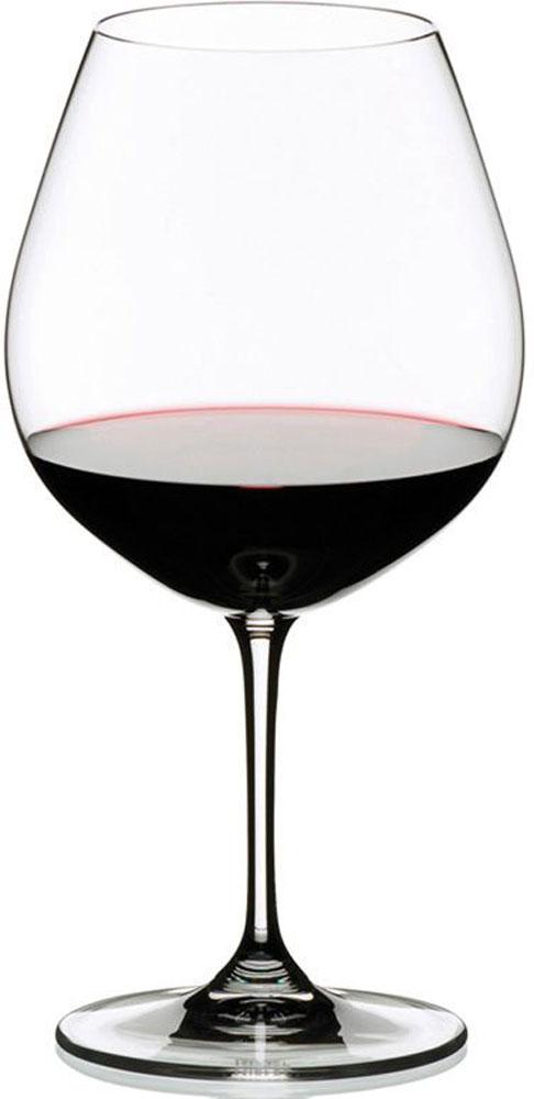 Набор фужеров для красного вина Riedel Vinum. Burgundy, цвет: прозрачный, 700 мл, 2 шт6416/07