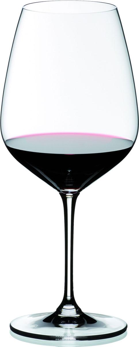 Набор фужеров для красного вина Riedel Vinum Extreme. Cabernet. Merlot, цвет: прозрачный, 800 мл, 2 шт4444/0
