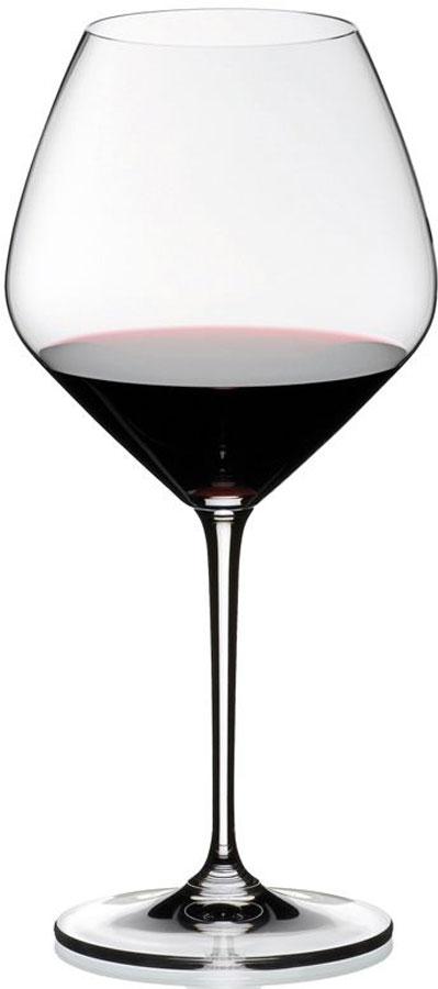 Набор фужеров для красного вина Riedel Vinum Extreme. Pinot Noir , цвет: прозрачный, 770 мл, 2 шт4444/07