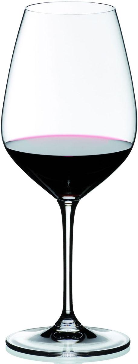 Набор фужеров для красного вина Riedel Vinum Extreme. Syrah. Shiraz, цвет: прозрачный, 630 мл, 2 шт4444/30