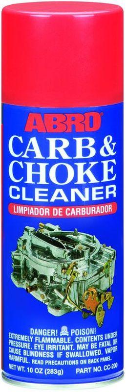 Очиститель карбюратора AbroCC-200Растворяет и удаляет углеродистые отложения, нагар, масло и прочие загрязнения с дроссельных заслонок, карбюратора и прочих деталей топливной системы. Подходит для карбюраторных и инжекторных двигателей (EFI, MPI, GDI, FSI и т. д.). Использование Очиститель карбюратора и дроссельных заслонок позволяет снизить расход топлива, улучшить запуск двигателя, восстановить стабильность холостых оборотов. При использовании бензина низкого качества рекомендуется использовать очиститель карбюратора каждые 7000–10 000 км. Помимо основного предназначения можно использовать для очистки любых маслянистых загрязнений, нагара, смазки.