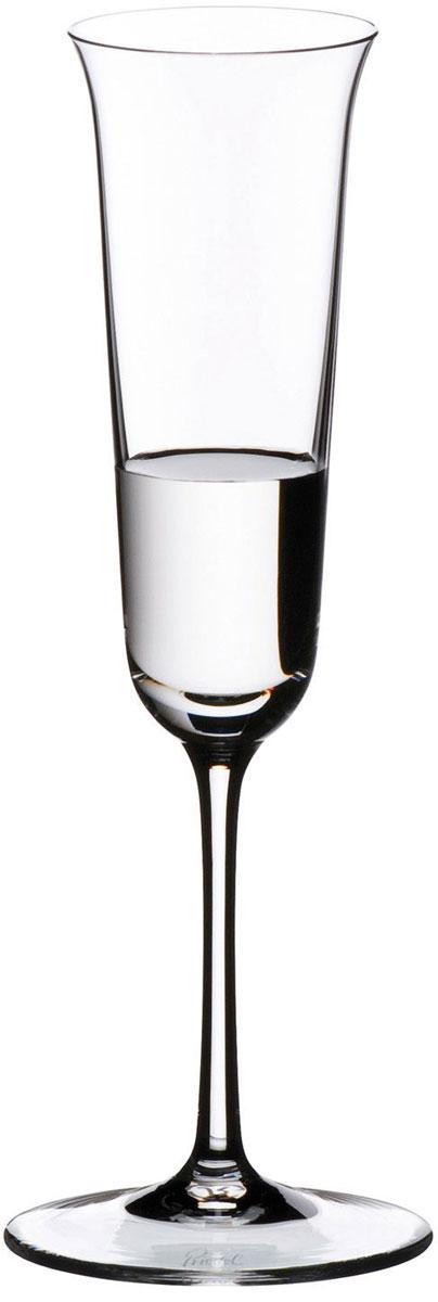 Фужер для граппы Riedel Sommeliers. Gin Grappa, цвет: прозрачный, 110 мл4200/03