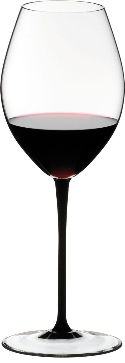 Фужер для красного вина Riedel Sommeliers Black Tie. Hermitage, цвет: прозрачный, черный, 590 мл4100/30