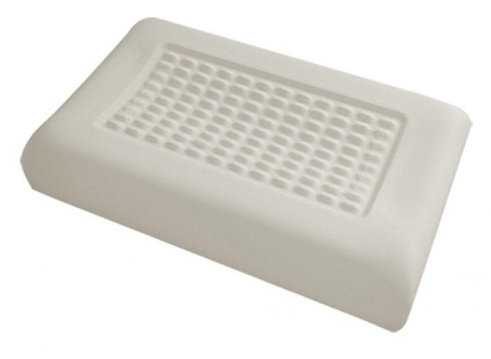 Подушка Аскона Mediflex ProfiStyle, 60 x 40 см00-00001170Универсальная подушка из материала MediFoam с углублением по центру. MediFoam – очень чувствительный материал, он мягко поддерживает голову и шею независимо от того, в каком положении Вы спите. Обладает микромассажным эффектом, подходит для сна в любой позе.