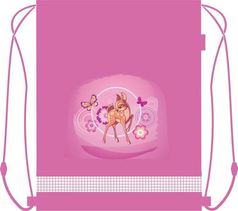 MagTaller Мешок для сменной обуви Fawn31216-46Мешок для сменной обуви MagTaller Fawn идеально подойдет как для хранения, так и для переноски сменной обуви и одежды. Мешок изготовлен из полиэстера и содержит одно вместительное отделение, затягивающееся с помощью текстильных шнурков. Плотная ткань надежно защитит сменную обувь и одежду школьника от непогоды, а удобные шнурки позволят носить мешок, как в руках, так и за спиной. Ваш ребенок с радостью будет ходить с таким аксессуаром в школу!