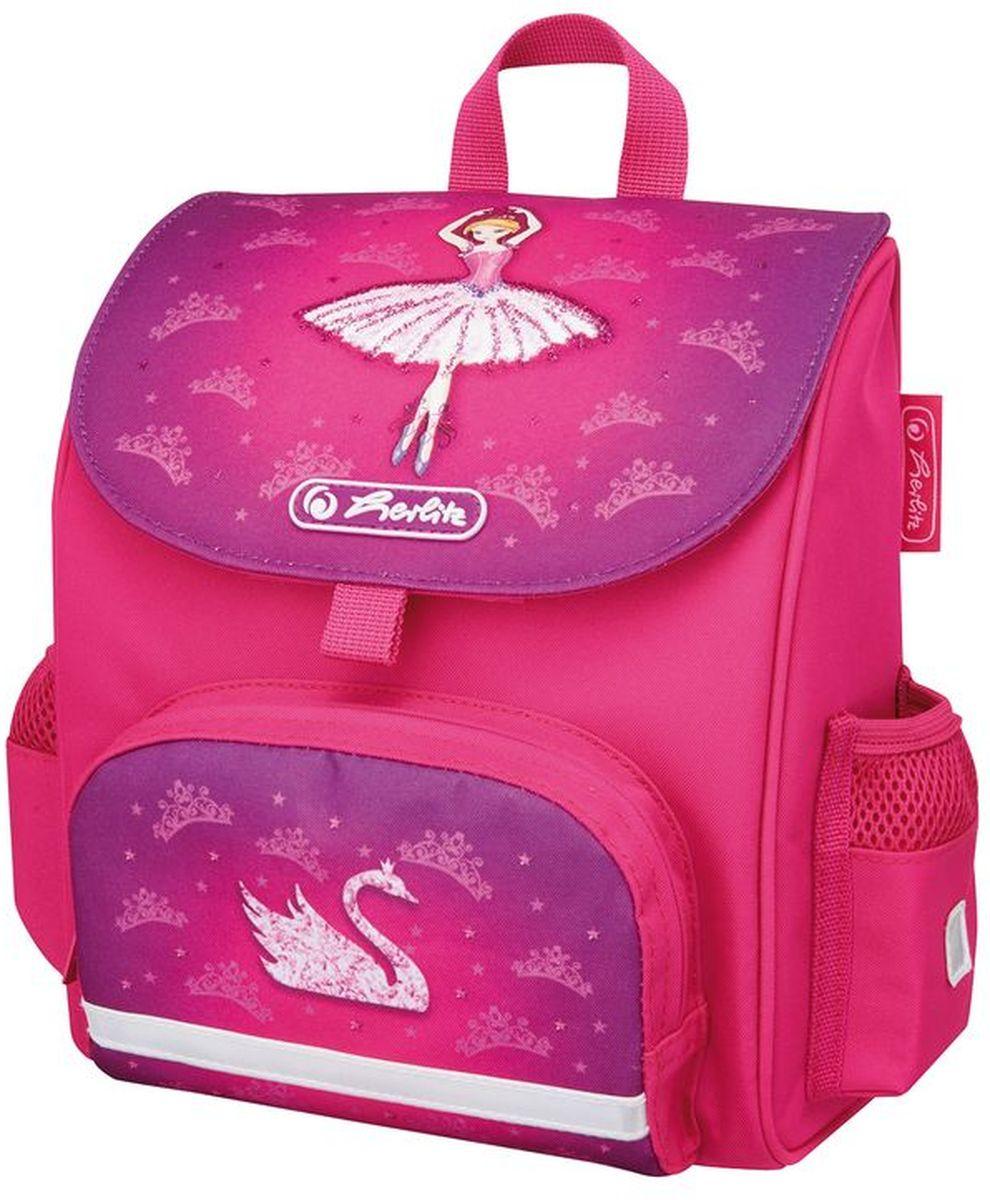 Herlitz Ранец дошкольный Mini Softbag Ballerina 50008179