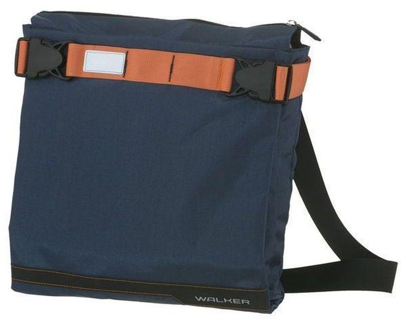 Walker Рюкзак школьный Twain Hype Blue42147/70Рюкзак-трансформер Twain Hype Blue 2-в-1 рюкзак и сумка на плечо 35x44x13 см Объем: 12 л Материал: 420 D Nylon -Вместительное основное отделение на молнии, вмещает формат A4; - передний откидной клапан на кнопках с 2 внутренними кармашками на молнии; - многофункциональный ремешок -фиксатор на лицевой части рюкзака; - Регулируемый по длине плечевой ремень сумки, при необходимости трансформируется в лямки рюкзака; - влагоотталкивающая ткань;