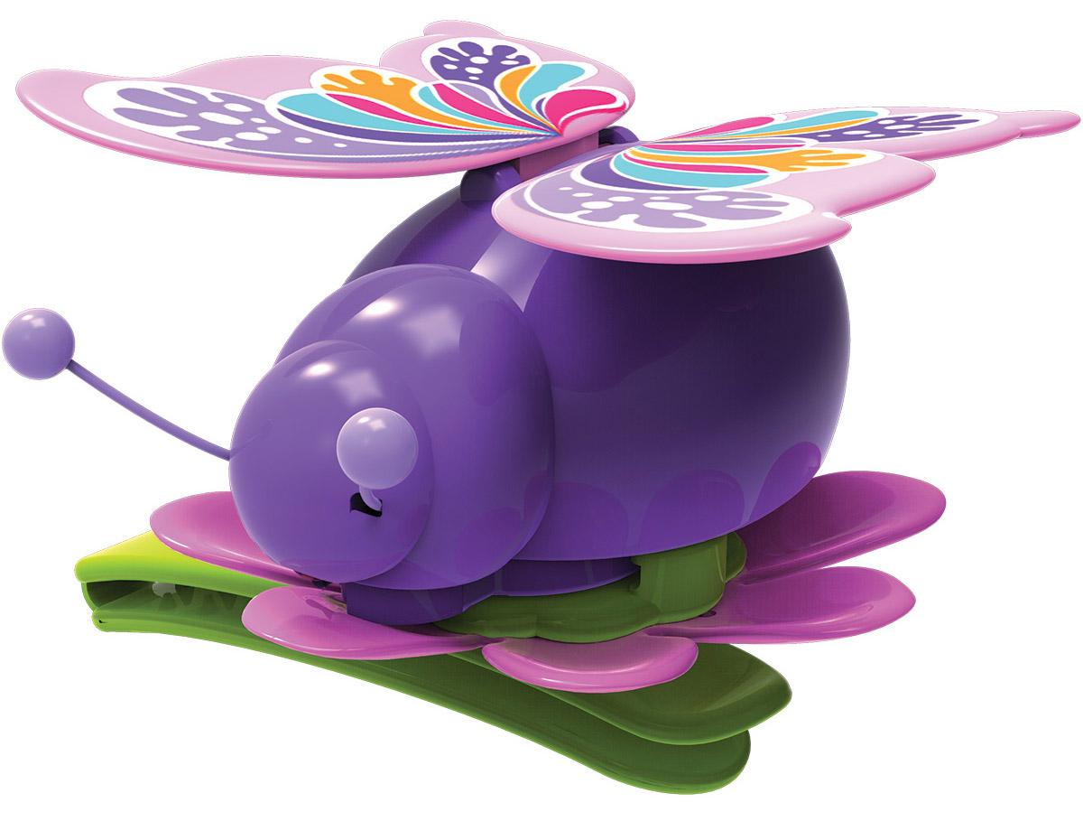 Magic Blooms Интерактивная игрушка Волшебные жучки и заколка для волос