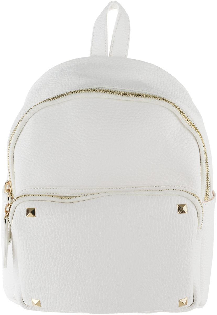 Рюкзак женский Vitacci, цвет: белый. HG0042