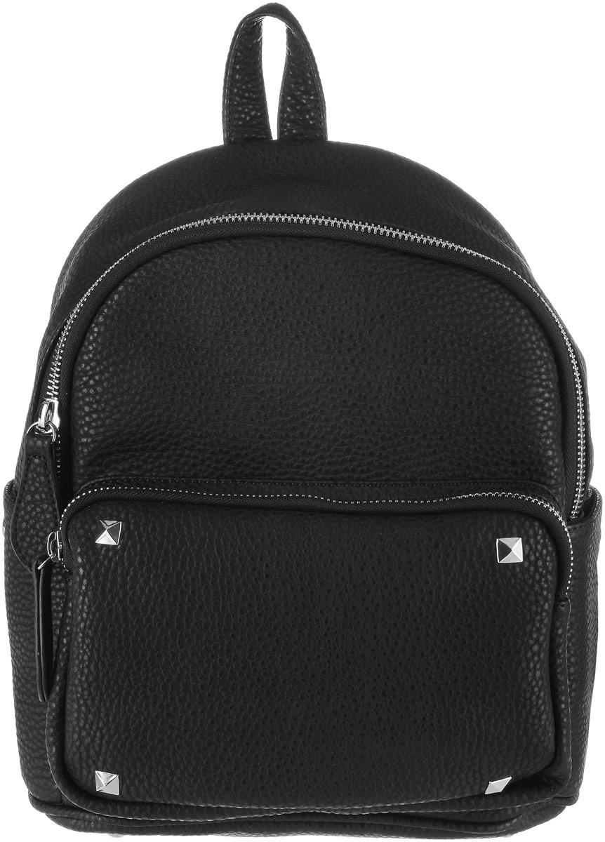 Рюкзак женский Vitacci, цвет: черный. HG0043