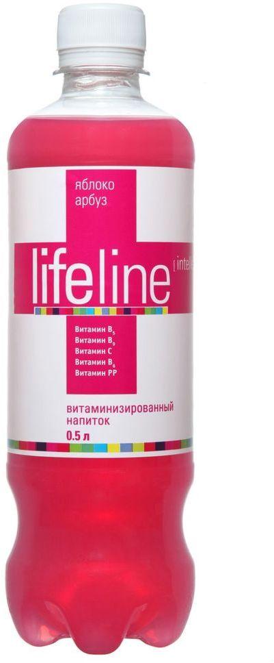"Lifeline ""Intellectual"" арбуз, яблоко, 0,5 л 4607050695307"