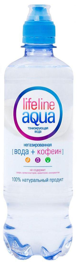 Lifeline Aqua вода тонизирующая негазированная с дозатором, 0,5 л4607050695468Безалкогольный тонизирующий напиток Lifeline Aqua.