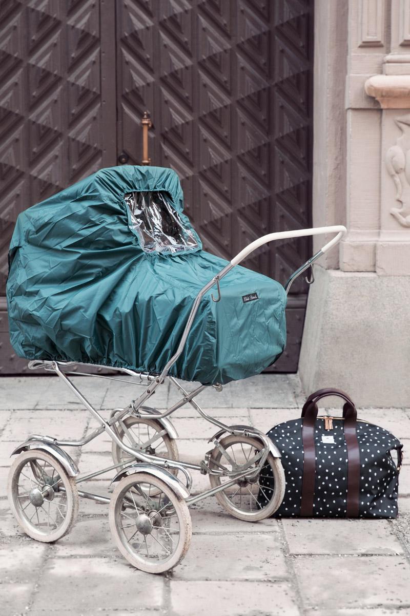 Elodie Details Дождевик для коляски Pretty Petrol
