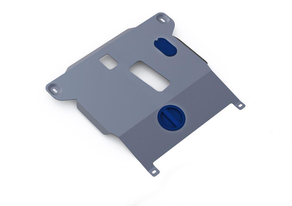 Защита картера и КПП Rival, для Chevrolet Cobalt, алюминий 4 мм333.1016.1Защита картера и КПП для Chevrolet Cobalt , V - 1,5 2013-2015, крепеж в комплекте, алюминий 4 мм, Rival Алюминиевые защиты картера Rival надежно защищают днище вашего автомобиля от повреждений, например при наезде на бордюры, а также выполняют эстетическую функцию при установке на высокие автомобили. - Толщина алюминиевых защит в 2 раза толще стальных, а вес при этом меньше до 30%. - Отлично отводит тепло от двигателя своей поверхностью, что спасает двигатель от перегрева в летний период или при высоких нагрузках. - В отличие от стальных, алюминиевые защиты не поддаются коррозии, что гарантирует срок службы защит более 5 лет. - Покрываются порошковой краской, что надолго сохраняет первоначальный вид новой защиты и защищает от гальванической коррозии. - Глубокий штамп дополнительно усиливает конструкцию защиты. - Подштамповка в местах крепления защищает крепеж от срезания. - Технологические отверстия...
