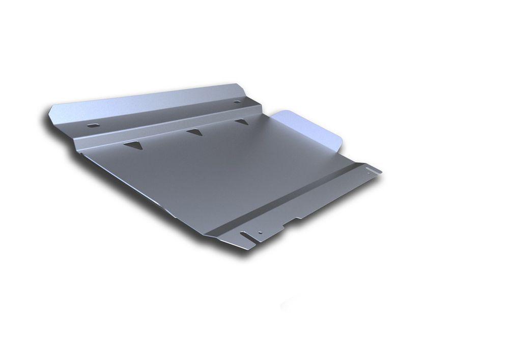 Защита РК Rival, для Ford Ranger, алюминий 4 мм333.1832.1Защита РК для Ford Ranger , V - 2,2 2012-, крепеж в комплекте, алюминий 4 мм, Rival Алюминиевые защиты картера Rival надежно защищают днище вашего автомобиля от повреждений, например при наезде на бордюры, а также выполняют эстетическую функцию при установке на высокие автомобили. - Толщина алюминиевых защит в 2 раза толще стальных, а вес при этом меньше до 30%. - Отлично отводит тепло от двигателя своей поверхностью, что спасает двигатель от перегрева в летний период или при высоких нагрузках. - В отличие от стальных, алюминиевые защиты не поддаются коррозии, что гарантирует срок службы защит более 5 лет. - Покрываются порошковой краской, что надолго сохраняет первоначальный вид новой защиты и защищает от гальванической коррозии. - Глубокий штамп дополнительно усиливает конструкцию защиты. - Подштамповка в местах крепления защищает крепеж от срезания. - Технологические отверстия там, где они...