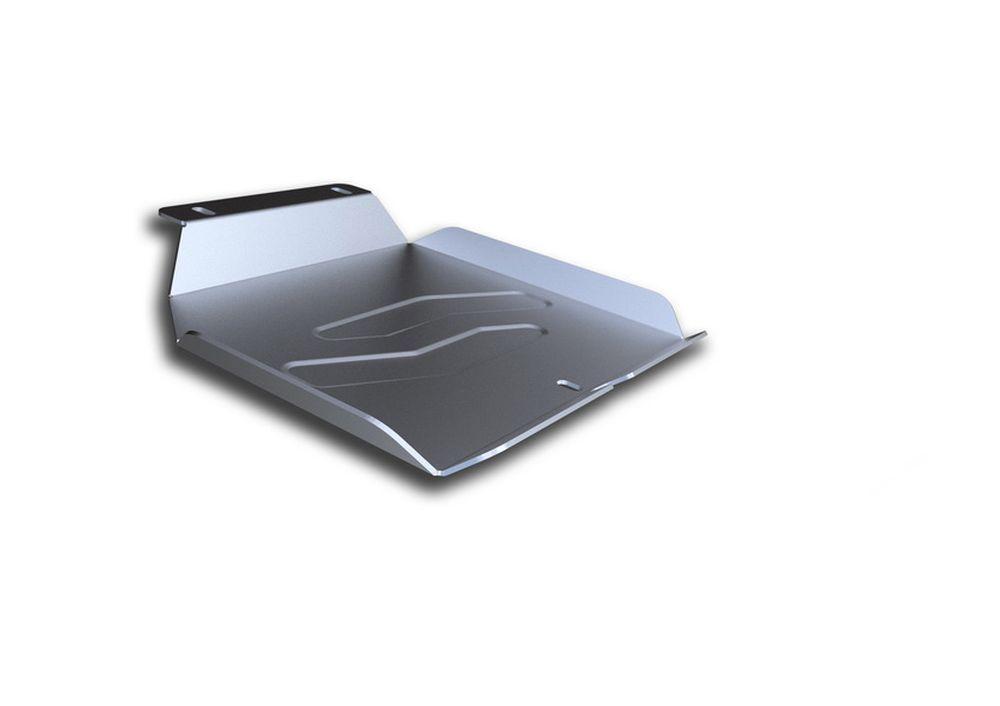 Защита редуктора Rival, для Honda Pilot, алюминий 4 мм333.2123.1Защита редуктора для Honda Pilot , V - 3,5 2012-, крепеж в комплекте, алюминий 4 мм, Rival Алюминиевые защиты картера Rival надежно защищают днище вашего автомобиля от повреждений, например при наезде на бордюры, а также выполняют эстетическую функцию при установке на высокие автомобили. - Толщина алюминиевых защит в 2 раза толще стальных, а вес при этом меньше до 30%. - Отлично отводит тепло от двигателя своей поверхностью, что спасает двигатель от перегрева в летний период или при высоких нагрузках. - В отличие от стальных, алюминиевые защиты не поддаются коррозии, что гарантирует срок службы защит более 5 лет. - Покрываются порошковой краской, что надолго сохраняет первоначальный вид новой защиты и защищает от гальванической коррозии. - Глубокий штамп дополнительно усиливает конструкцию защиты. - Подштамповка в местах крепления защищает крепеж от срезания. - Технологические отверстия там, где они...