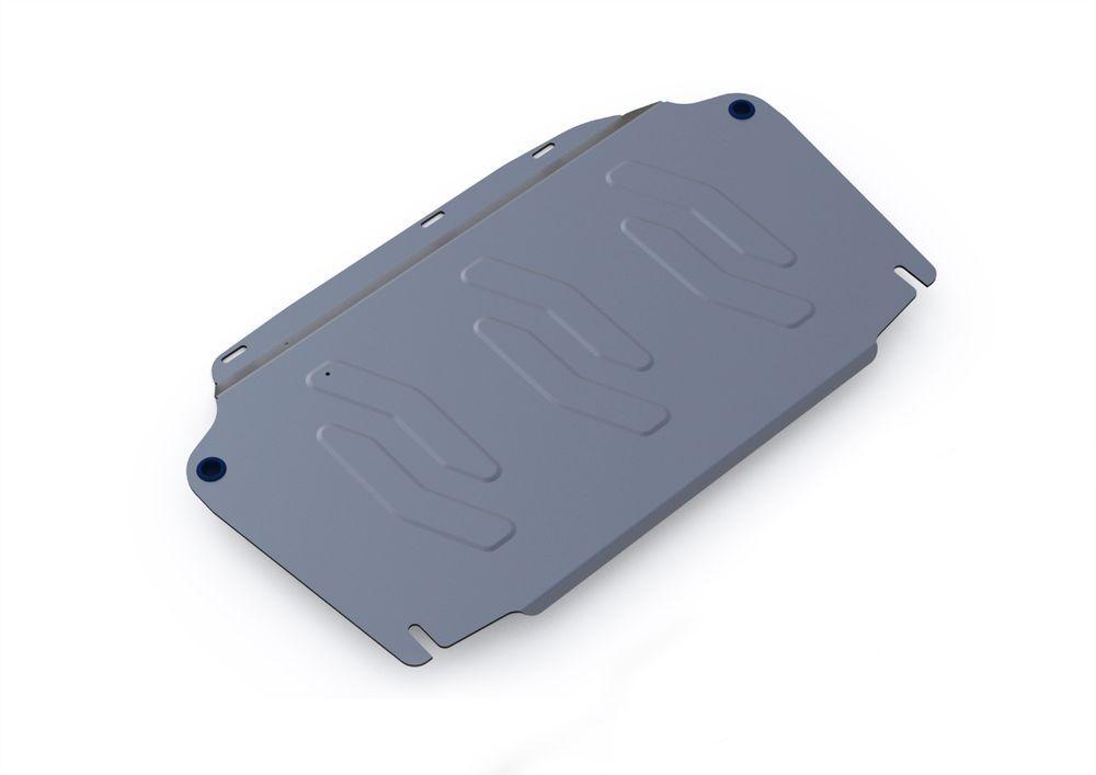 Защита картера и КПП Rival, для Hyundai Elantra, алюминий 4 мм. 333.2302.2333.2302.2Защита картера и КПП для Hyundai Elantra , V - 1,6, 2,0 2007-2011, крепеж в комплекте, алюминий 4 мм, Rival Алюминиевые защиты картера Rival надежно защищают днище вашего автомобиля от повреждений, например при наезде на бордюры, а также выполняют эстетическую функцию при установке на высокие автомобили. - Толщина алюминиевых защит в 2 раза толще стальных, а вес при этом меньше до 30%. - Отлично отводит тепло от двигателя своей поверхностью, что спасает двигатель от перегрева в летний период или при высоких нагрузках. - В отличие от стальных, алюминиевые защиты не поддаются коррозии, что гарантирует срок службы защит более 5 лет. - Покрываются порошковой краской, что надолго сохраняет первоначальный вид новой защиты и защищает от гальванической коррозии. - Глубокий штамп дополнительно усиливает конструкцию защиты. - Подштамповка в местах крепления защищает крепеж от срезания. - Технологические...
