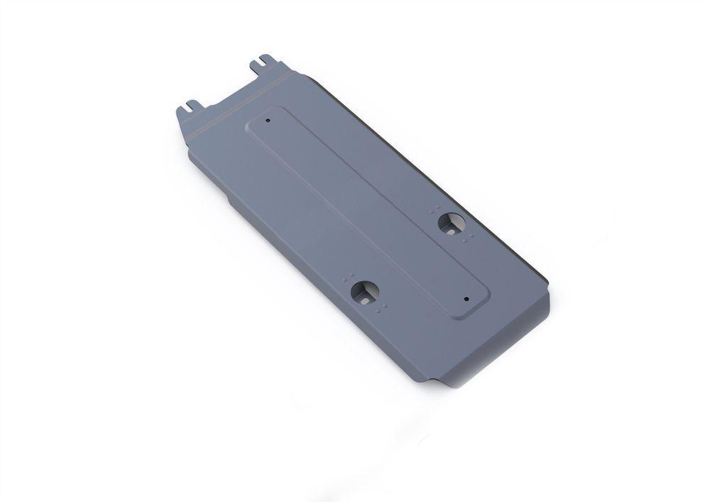 Защита КПП Rival, для Infiniti M37, алюминий 4 мм333.2413.1Защита КПП для Infiniti M37 , V - 3,7 2010-2014, крепеж в комплекте, алюминий 4 мм, Rival Алюминиевые защиты картера Rival надежно защищают днище вашего автомобиля от повреждений, например при наезде на бордюры, а также выполняют эстетическую функцию при установке на высокие автомобили. - Толщина алюминиевых защит в 2 раза толще стальных, а вес при этом меньше до 30%. - Отлично отводит тепло от двигателя своей поверхностью, что спасает двигатель от перегрева в летний период или при высоких нагрузках. - В отличие от стальных, алюминиевые защиты не поддаются коррозии, что гарантирует срок службы защит более 5 лет. - Покрываются порошковой краской, что надолго сохраняет первоначальный вид новой защиты и защищает от гальванической коррозии. - Глубокий штамп дополнительно усиливает конструкцию защиты. - Подштамповка в местах крепления защищает крепеж от срезания. - Технологические отверстия там, где они...
