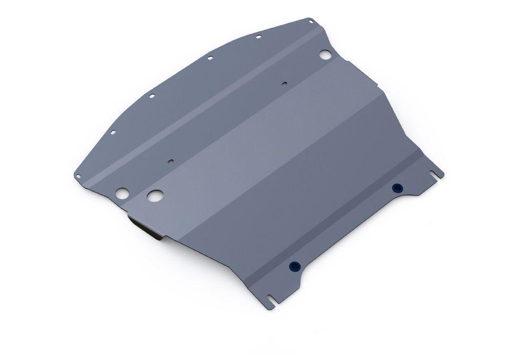Защита картера Rival, для Infiniti Q70, алюминий 4 мм333.2414.1Защита картера для Infiniti Q70, V - 2,5 2014-, крепеж в комплекте, алюминий 4 мм, Rival Алюминиевые защиты картера Rival надежно защищают днище вашего автомобиля от повреждений, например при наезде на бордюры, а также выполняют эстетическую функцию при установке на высокие автомобили. - Толщина алюминиевых защит в 2 раза толще стальных, а вес при этом меньше до 30%. - Отлично отводит тепло от двигателя своей поверхностью, что спасает двигатель от перегрева в летний период или при высоких нагрузках. - В отличие от стальных, алюминиевые защиты не поддаются коррозии, что гарантирует срок службы защит более 5 лет. - Покрываются порошковой краской, что надолго сохраняет первоначальный вид новой защиты и защищает от гальванической коррозии. - Глубокий штамп дополнительно усиливает конструкцию защиты. - Подштамповка в местах крепления защищает крепеж от срезания. - Технологические отверстия там, где они...