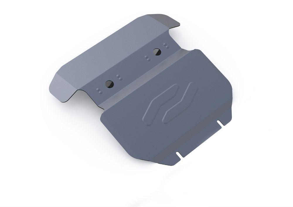 Защита картера Rival, для Jeep Cherokee, алюминий 4 мм333.2704.1Защита картера для Jeep Cherokee , V - 2,8D, 3,7i 2008-2014, крепеж в комплекте, алюминий 4 мм, Rival Алюминиевые защиты картера Rival надежно защищают днище вашего автомобиля от повреждений, например при наезде на бордюры, а также выполняют эстетическую функцию при установке на высокие автомобили. - Толщина алюминиевых защит в 2 раза толще стальных, а вес при этом меньше до 30%. - Отлично отводит тепло от двигателя своей поверхностью, что спасает двигатель от перегрева в летний период или при высоких нагрузках. - В отличие от стальных, алюминиевые защиты не поддаются коррозии, что гарантирует срок службы защит более 5 лет. - Покрываются порошковой краской, что надолго сохраняет первоначальный вид новой защиты и защищает от гальванической коррозии. - Глубокий штамп дополнительно усиливает конструкцию защиты. - Подштамповка в местах крепления защищает крепеж от срезания. - Технологические отверстия там,...