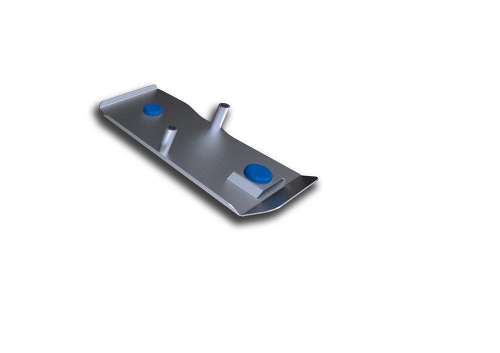 Защита редуктора Rival, для Nissan Qashqai, Nissan X-Trail, Renault Koleos, алюминий 4 мм333.4119.1Защита редуктора для Nissan Qashqai , V - 1,6, 2,0 2007-2014; Nissan X-Trail , V - 2,0: 2,5 2007-2015; Renault Koleos , V - 2,5 2008-, крепеж в комплекте, алюминий 4 мм, Rival Алюминиевые защиты картера Rival надежно защищают днище вашего автомобиля от повреждений, например при наезде на бордюры, а также выполняют эстетическую функцию при установке на высокие автомобили. - Толщина алюминиевых защит в 2 раза толще стальных, а вес при этом меньше до 30%. - Отлично отводит тепло от двигателя своей поверхностью, что спасает двигатель от перегрева в летний период или при высоких нагрузках. - В отличие от стальных, алюминиевые защиты не поддаются коррозии, что гарантирует срок службы защит более 5 лет. - Покрываются порошковой краской, что надолго сохраняет первоначальный вид новой защиты и защищает от гальванической коррозии. - Глубокий штамп дополнительно усиливает конструкцию защиты. - Подштамповка в местах...
