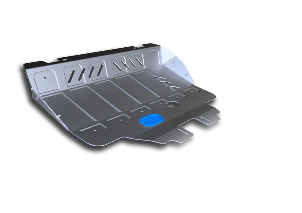 Защита картера Rival, для Subaru Forester, алюминий 4 мм333.5423.1Защита картера для Subaru Forester Big, V-2,0; 2,5 2013-, крепеж в комплекте, алюминий 4 мм, Rival Алюминиевые защиты картера Rival надежно защищают днище вашего автомобиля от повреждений, например при наезде на бордюры, а также выполняют эстетическую функцию при установке на высокие автомобили. - Толщина алюминиевых защит в 2 раза толще стальных, а вес при этом меньше до 30%. - Отлично отводит тепло от двигателя своей поверхностью, что спасает двигатель от перегрева в летний период или при высоких нагрузках. - В отличие от стальных, алюминиевые защиты не поддаются коррозии, что гарантирует срок службы защит более 5 лет. - Покрываются порошковой краской, что надолго сохраняет первоначальный вид новой защиты и защищает от гальванической коррозии. - Глубокий штамп дополнительно усиливает конструкцию защиты. - Подштамповка в местах крепления защищает крепеж от срезания. - Технологические отверстия там,...