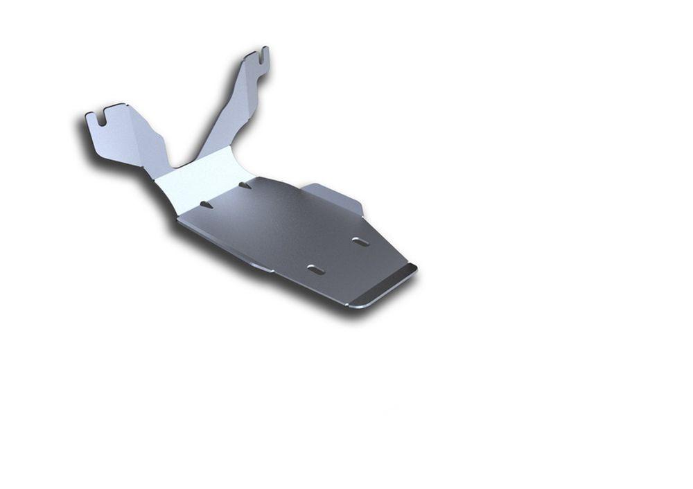 Защита редуктора Rival, для Subaru Legacy, алюминий 4 мм333.5428.1Защита редуктора для Subaru Legacy , V-все 2010-2018, крепеж в комплекте, алюминий 4 мм, Rival Алюминиевые защиты картера Rival надежно защищают днище вашего автомобиля от повреждений, например при наезде на бордюры, а также выполняют эстетическую функцию при установке на высокие автомобили. - Толщина алюминиевых защит в 2 раза толще стальных, а вес при этом меньше до 30%. - Отлично отводит тепло от двигателя своей поверхностью, что спасает двигатель от перегрева в летний период или при высоких нагрузках. - В отличие от стальных, алюминиевые защиты не поддаются коррозии, что гарантирует срок службы защит более 5 лет. - Покрываются порошковой краской, что надолго сохраняет первоначальный вид новой защиты и защищает от гальванической коррозии. - Глубокий штамп дополнительно усиливает конструкцию защиты. - Подштамповка в местах крепления защищает крепеж от срезания. - Технологические отверстия там, где...