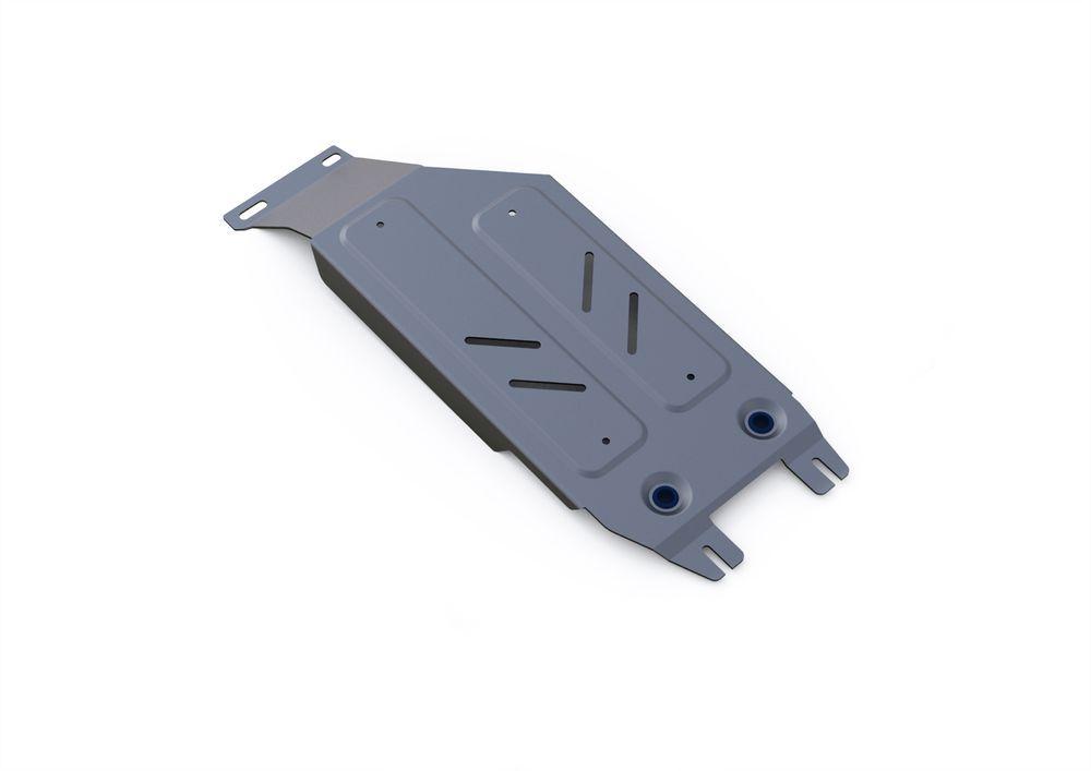 Защита КПП Rival, для Subaru Forester, алюминий 4 мм333.5429.1Защита КПП для Subaru Forester , V-2,0, 2,5 (для 3.5423.1) 2013-, крепеж в комплекте, алюминий 4 мм, Rival Алюминиевые защиты картера Rival надежно защищают днище вашего автомобиля от повреждений, например при наезде на бордюры, а также выполняют эстетическую функцию при установке на высокие автомобили. - Толщина алюминиевых защит в 2 раза толще стальных, а вес при этом меньше до 30%. - Отлично отводит тепло от двигателя своей поверхностью, что спасает двигатель от перегрева в летний период или при высоких нагрузках. - В отличие от стальных, алюминиевые защиты не поддаются коррозии, что гарантирует срок службы защит более 5 лет. - Покрываются порошковой краской, что надолго сохраняет первоначальный вид новой защиты и защищает от гальванической коррозии. - Глубокий штамп дополнительно усиливает конструкцию защиты. - Подштамповка в местах крепления защищает крепеж от срезания. - Технологические отверстия...