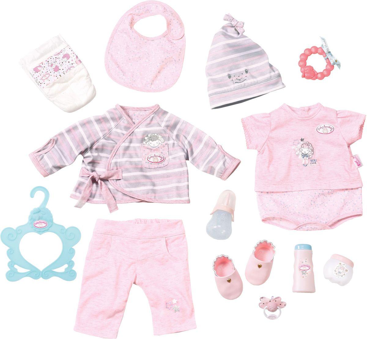Baby Annabell Одежда для кукол с аксессуарами 700-181