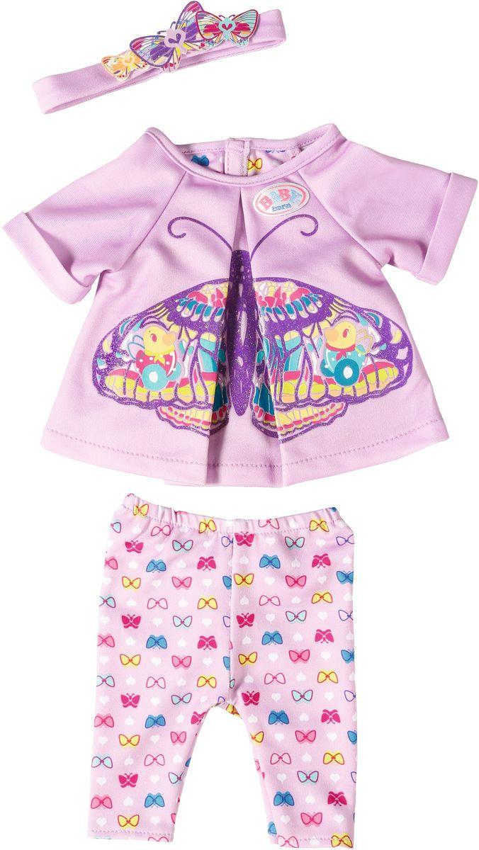 Baby Born Удобная одежда для дома 823-545