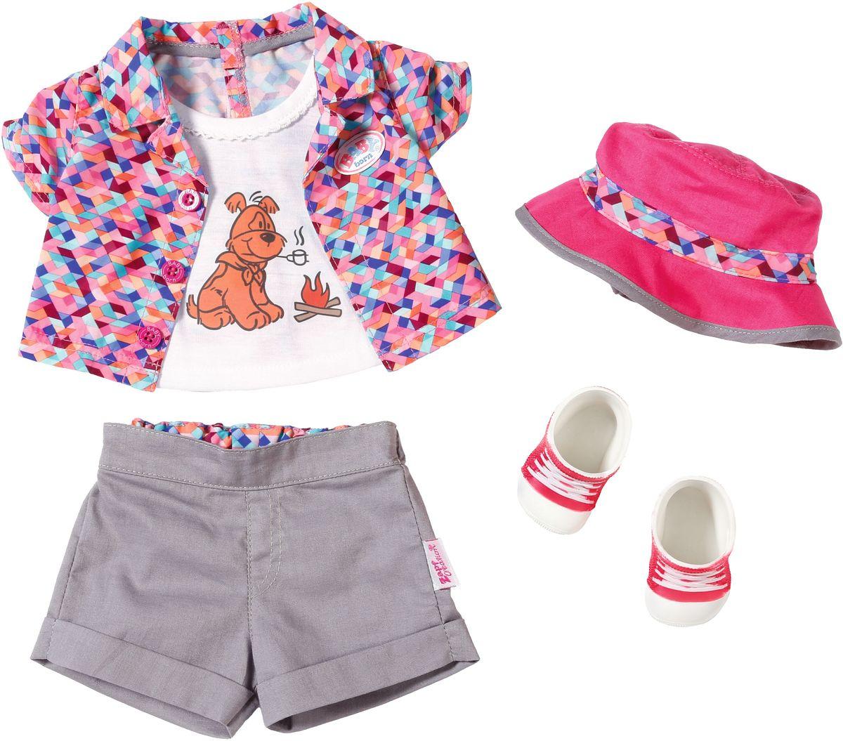 Baby Born Одежда для кукол Отдых на природе 823-767