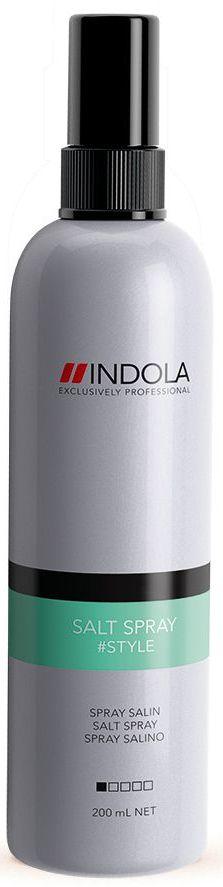 Indola Солевой Спрей Salt Spray 200 мл1949502Индола Солевой Спрей. Добавляет текстуру, обеспечивает фиксацию, создает матовый эффект на волосах.
