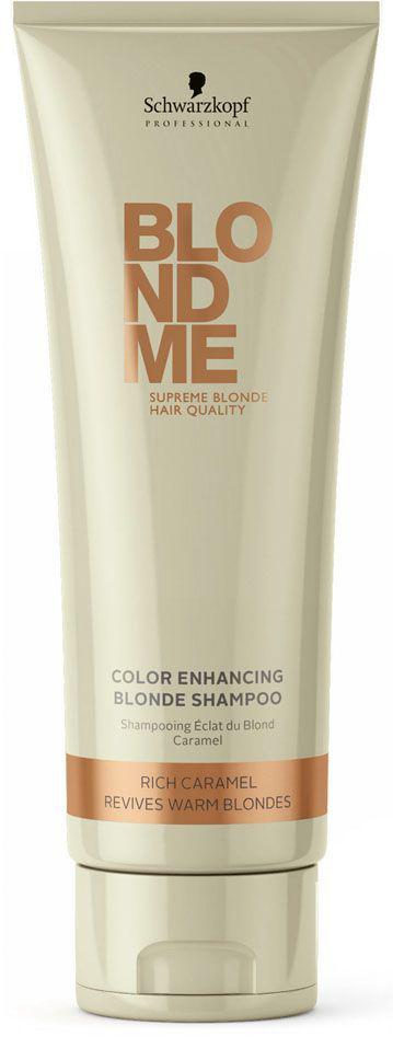 Blondme Шампунь для теплых оттенков блонд Blondme RichCaramel 250 мл1813766БлондМи Шампунь для теплых оттенков блонд. Поддерживает теплое направление тона. Рекомендуется использовать в комплексе с маской и; или кондиционером BM BlondeMe.