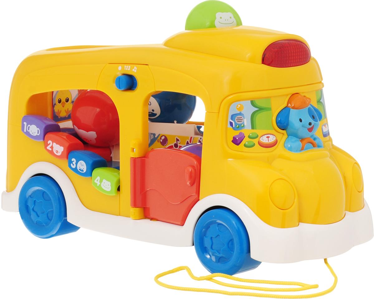 Vtech Развивающая игрушка Школьный автобус