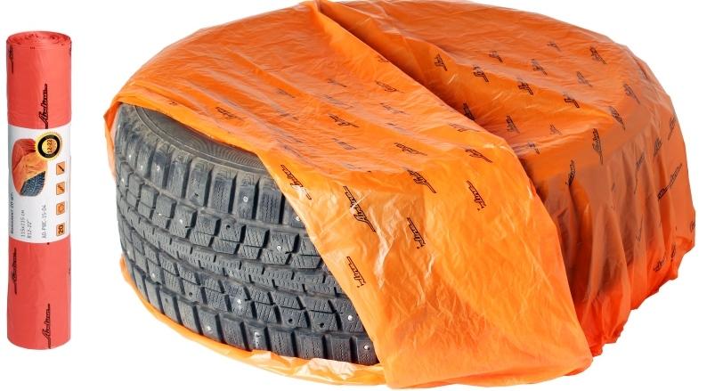 Мешки для колес Airline R12-22, 115 х 115 см, 20 штAO-PWC-15-04Покупая мешки для хранения колес Вы не тратите время на поиск и покупку мешков каждый сезон для замены шин, а так же всегда имеете в багажнике мешки для различных ситуаций, будь это замена проколотого колеса или сбор мусора после пикника. Комплект из 20 мешков для хранения колес и покрышек является для водителя незаменимым помощником во многих ситуациях. Особо прочный материал, из которого изготовлены мешки, поможет перевезти любой крупногабаритный груз в необходимой ситуации. Универсальный размер мешков дает возможность не тратить время при подборе габаритных характеристик для хранения колес или покрышек. Преимущества: Универсальный размер; Прочный полиэтилен; Яркий дизайн