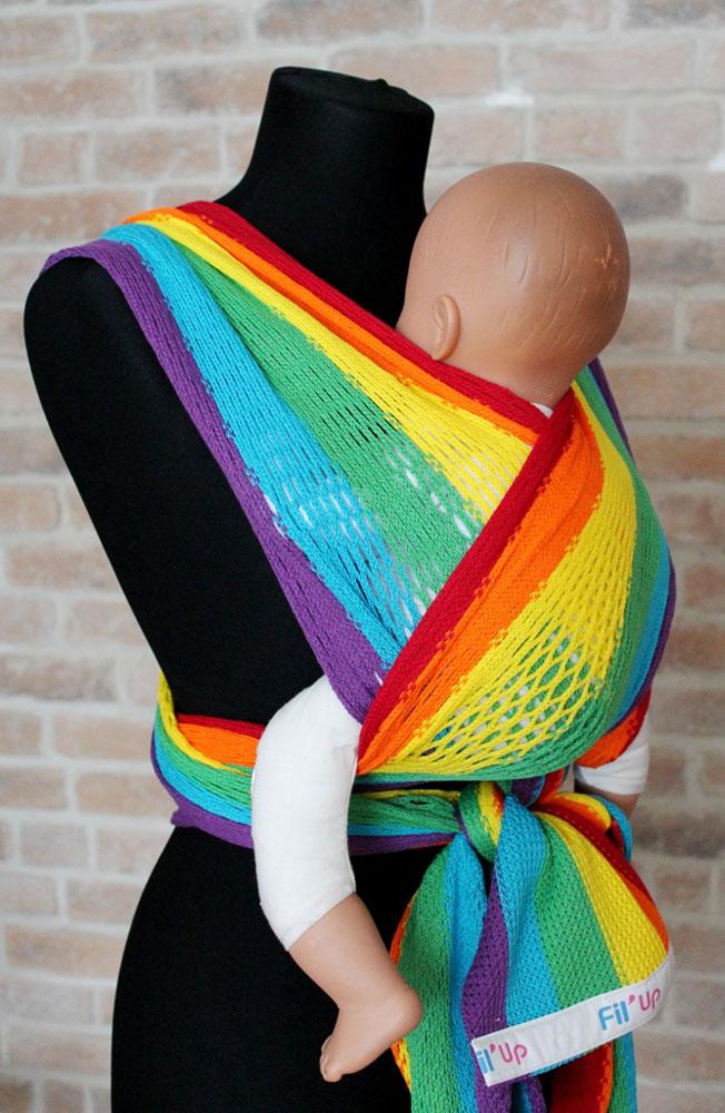 Filt Слинг-шарф Fil'Up Rainbow размер L-XL 750132