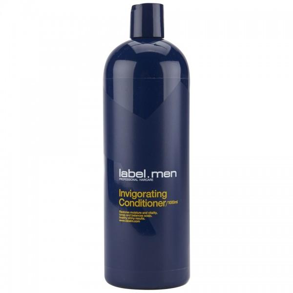 Label.m Укрепляющий кондиционер для мужчин 1000 млLCIN1000Ежедневный кондиционер для волос любого типа, питает и восстанавливает баланс влажности. Создан специально для мужчин с использованием нового уникального набора ингредиентов: eleMENts комплекса и технологии Микронизации. Придаёт волосам жизненную силу и восстанавливает баланс влажности. Повышает тонус кожи головы. Для всех типов волос, в том числе и для жирных.