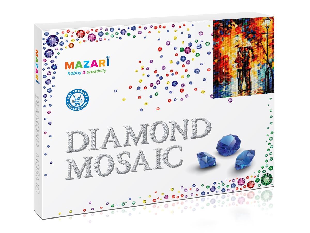 Mazari Алмазная мозаика Персонажи М-6408