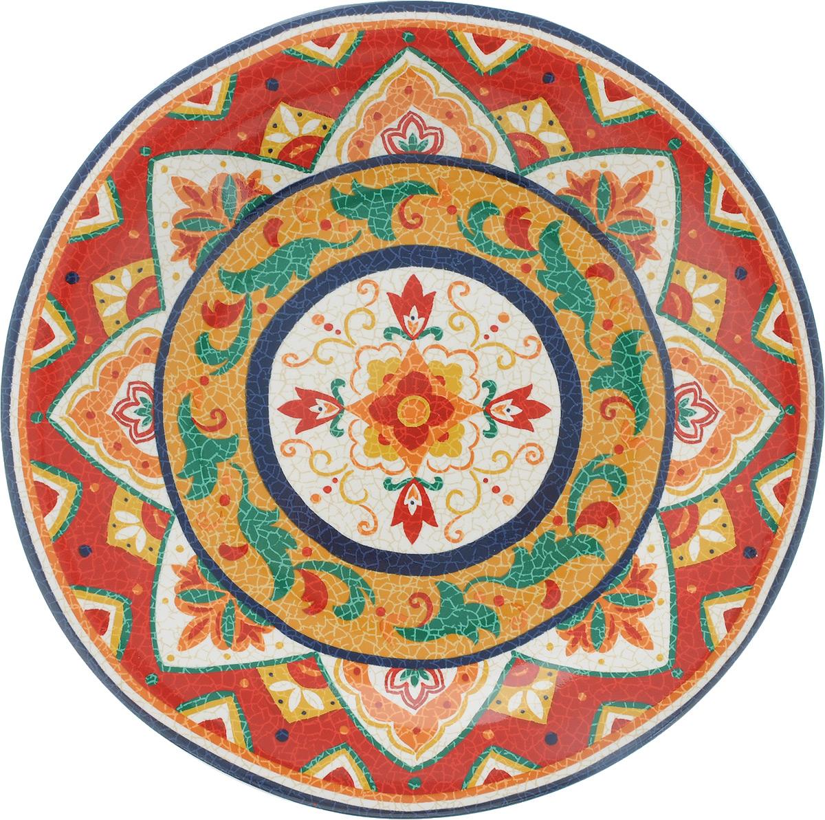 Тарелка десертная Sango Ceramics Мессина, диаметр 23 смUTMS41810Десертная тарелка Sango Ceramics Мессина, изготовленная из высококачественной керамики, имеет изысканный внешний вид. Такая тарелка прекрасно подходит как для торжественных случаев, так и для повседневного использования. Идеальна для подачи десертов, пирожных, тортов и многого другого. Она прекрасно оформит стол и станет отличным дополнением к вашей коллекции кухонной посуды. Можно использовать в посудомоечной машине и СВЧ. Диаметр тарелки: 23 см. Высота тарелки: 3 см.