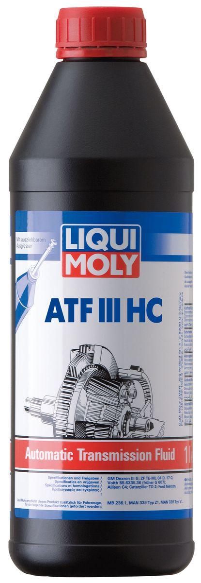 Масло трансмиссионное Liqui Moly ATF III HC, HC-синтетическое, 1 л3946Масло трансмиссионное Liqui Moly ATF III HC отвечает требованиям японских и корейских производителей автоматических трансмиссий. HC-синтетическая универсальная жидкость для автоматических трансмиссий легковых автомобилей создана по специальной рецептуре, позволяющей соответствовать требованиям большинства азиатских производителей агрегатов и транспортных средств, в том числе в тяжелых условиях эксплуатации и перепадах температур. В жидкости ATF III HC используются высококачественные HC-синтетические базовые компоненты, отличающиеся хорошими низкотемпературными свойствами. Жидкость содержит специальный пакет присадок, обеспечивающий отличную совместимость с материалами фрикционов и гарантирующий четкое переключение передач. Особенности: - Обладает высокой термической стабильностью в широком диапазоне рабочих температур - Гарантирует отличные противоизносные свойства и оптимальные фрикционные характеристики Соответствие: -JASO:...