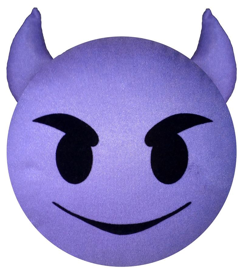 Подушка-подголовник Rexxon чертёнок