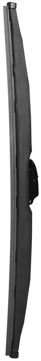 Щетка стеклоочистителя Airline, зимняя, 53 см, 1 штAWB-W-530Зимняя щетка Airline, хотя и может использоваться круглый год, идеальна для работы зимой. Щетка выполнена из искусственной резины, произведенной по эксклюзивной anti-age технологии с использованием озона. Вся используемая резина имеет графитовое покрытие, что обеспечивает низкое трение и бесшумную работу.