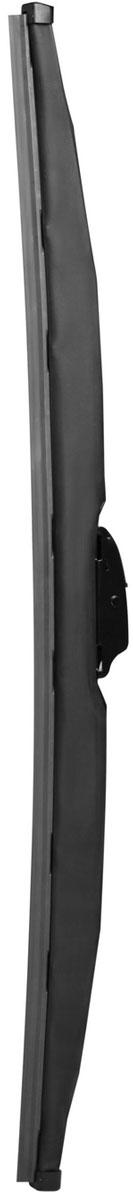 Щетка стеклоочистителя Airline, зимняя, 55 см, 1 штAWB-W-550Зимняя щетка Airline, хотя и может использоваться круглый год, идеальна для работы зимой. Щетка выполнена из искусственной резины, произведенной по эксклюзивной anti-age технологии с использованием озона. Вся используемая резина имеет графитовое покрытие, что обеспечивает низкое трение и бесшумную работу.