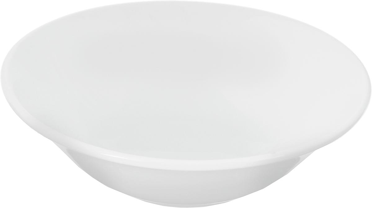 Салатник Ariane Прайм, 330 млAPRARN29016Салатник Ariane Прайм, изготовленный из высококачественного фарфора с глазурованным покрытием, прекрасно подойдет для подачи различных блюд: закусок, салатов или фруктов. Такой салатник украсит ваш праздничный или обеденный стол. Можно мыть в посудомоечной машине и использовать в микроволновой печи. Диаметр салатника (по верхнему краю): 16,5 см. Диаметр основания: 7 см. Высота стенки: 5 см. Объем салатника: 330 мл.